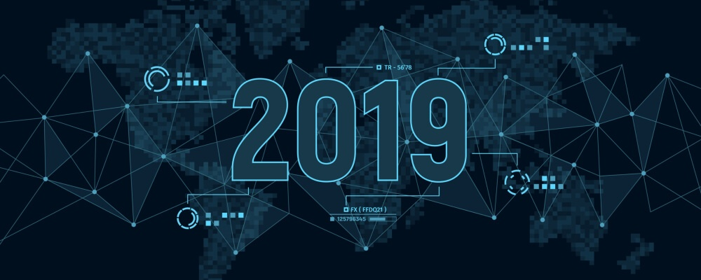 Top X Digital Transformation Trends to Watch For in 2019