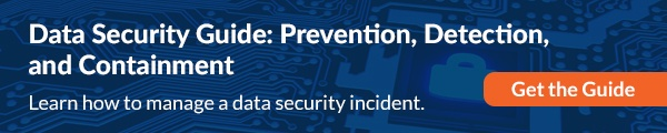 Data Security Guide: Prevention, Detection, and Containment