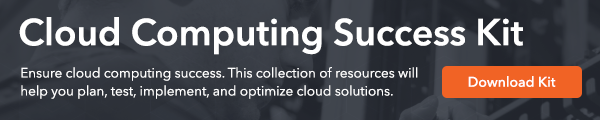 The Cloud Computing Success Kit