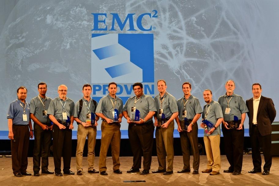 EMC World Wizards